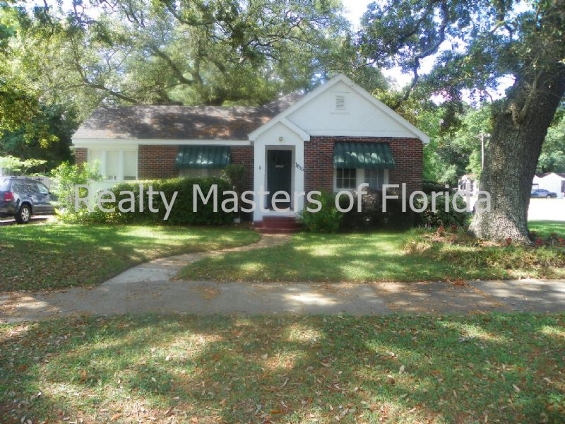 Home For Rent East Hill Pensacola Fl
