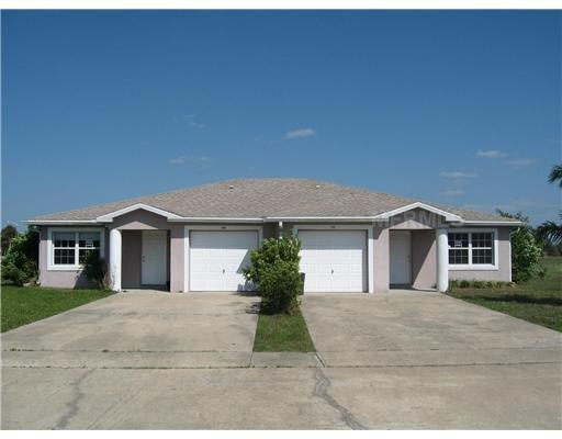Duplex for Rent in Cape Orlando Estates