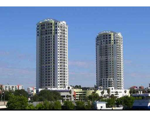 Condo for Rent in Towers at Channelside