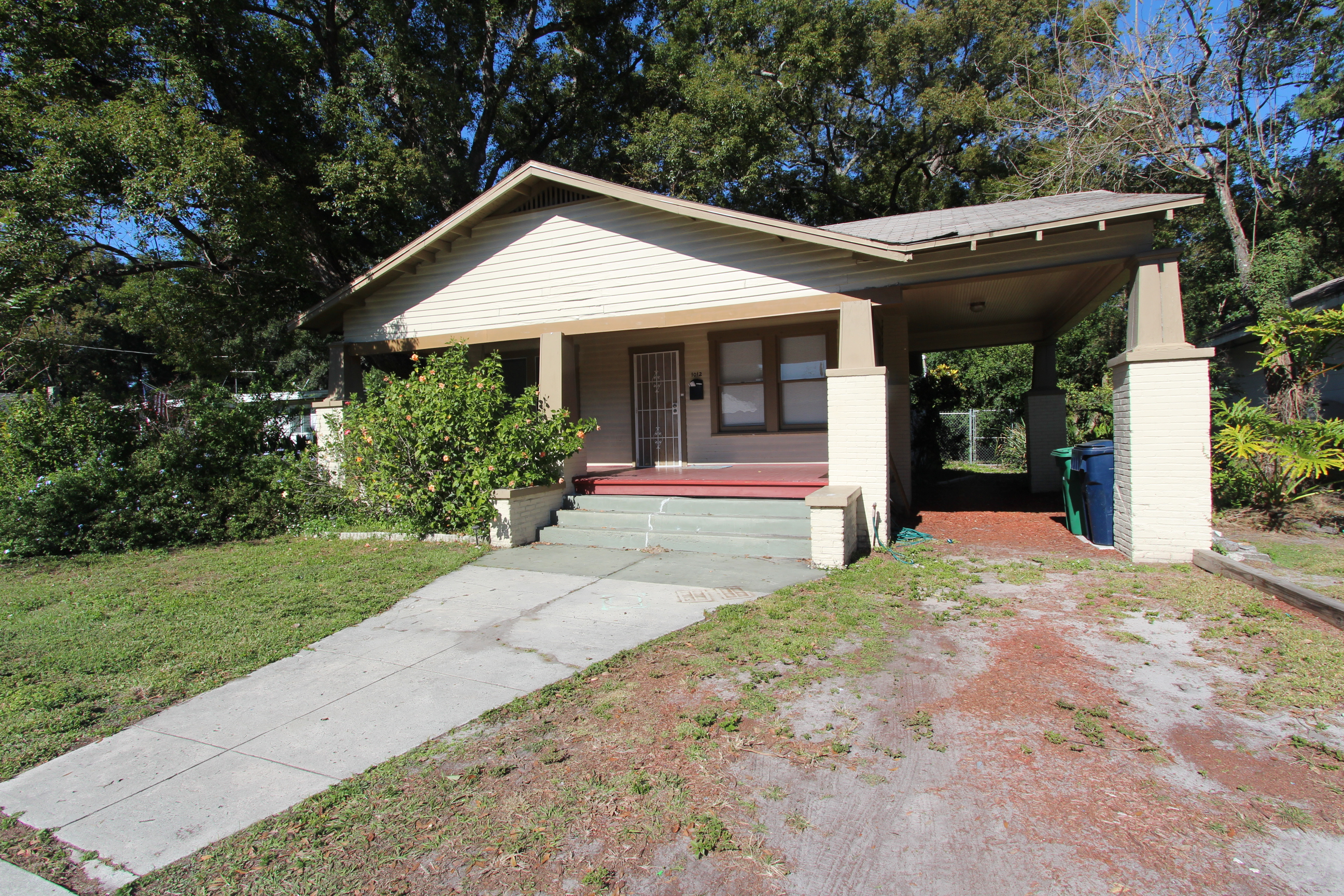 House for Rent in SEMINOLE HEIGHTS