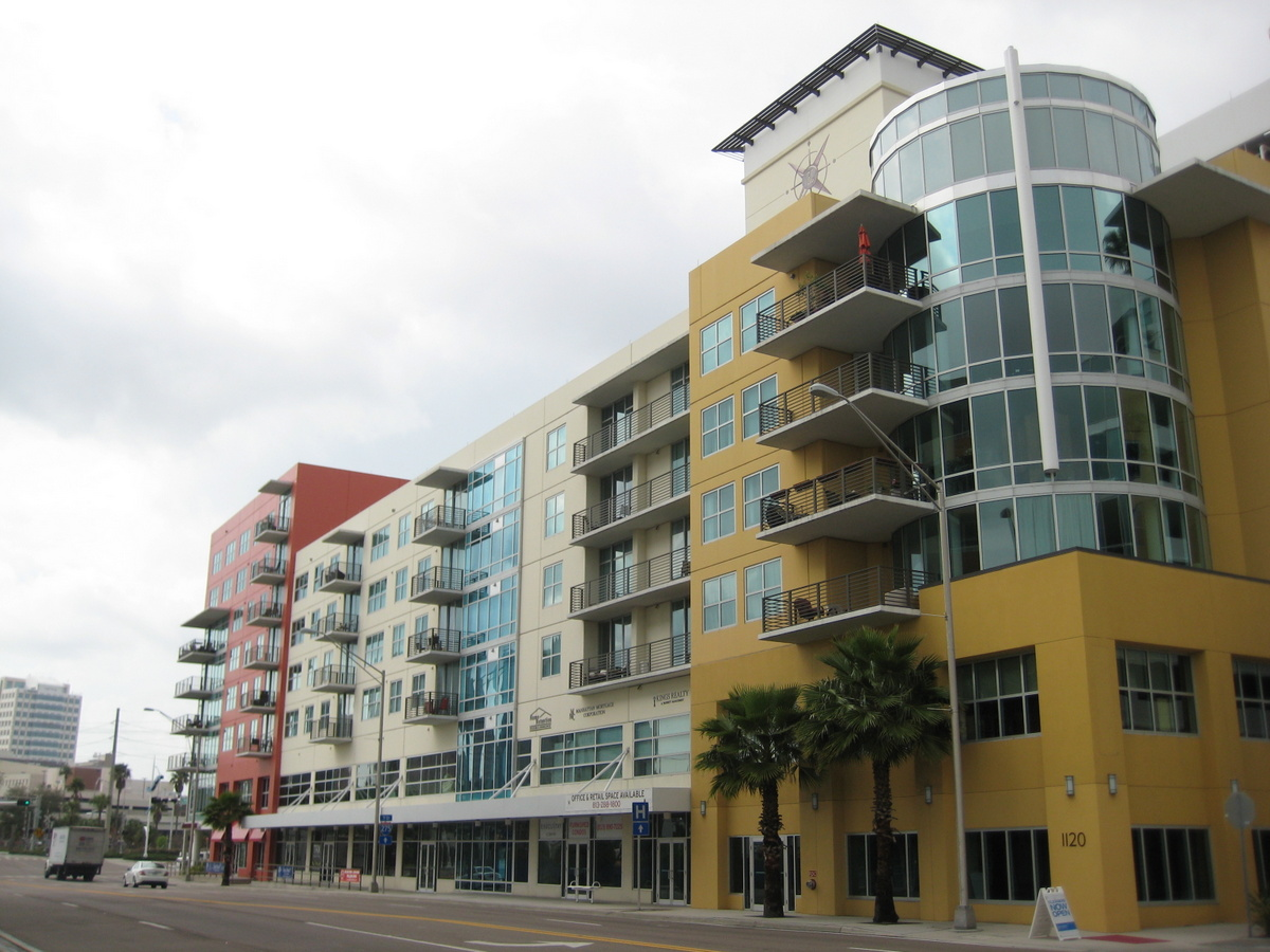 apartments and houses for rent near me in channelside tampa