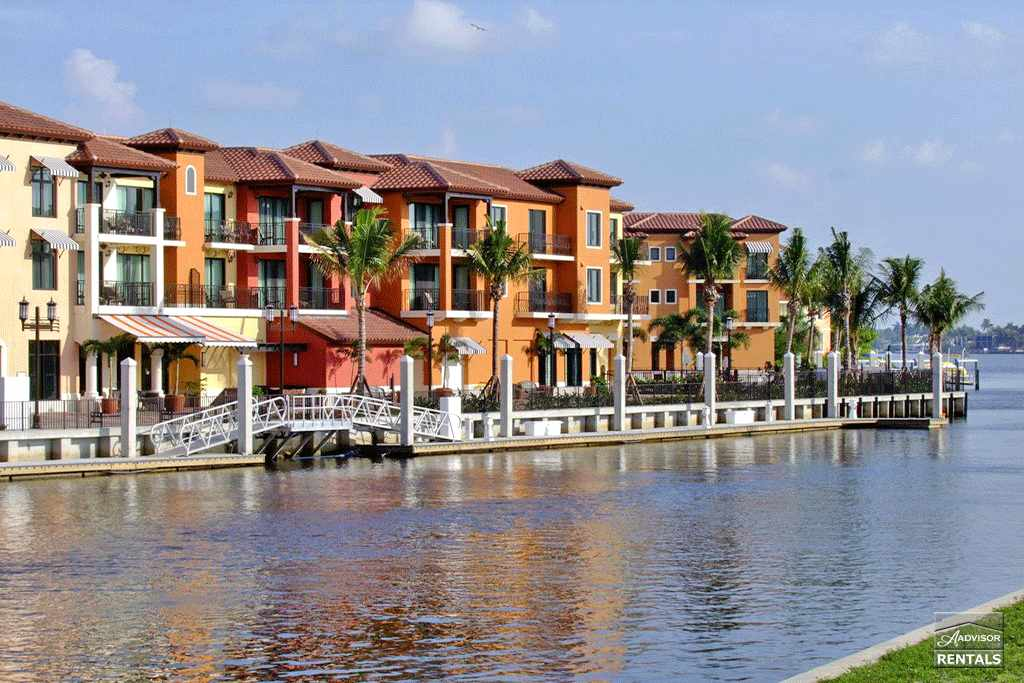 Pet Friendly for Rent in Naples Bay Resort