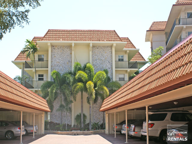 Condo for Rent in Commodore Club
