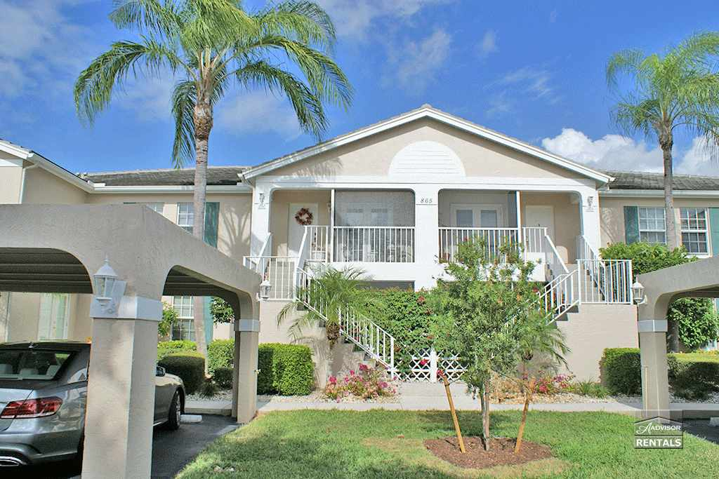 Condo for Rent in Pelican Bay