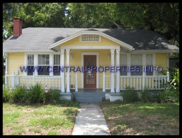 House for Rent in Orlando Downtown