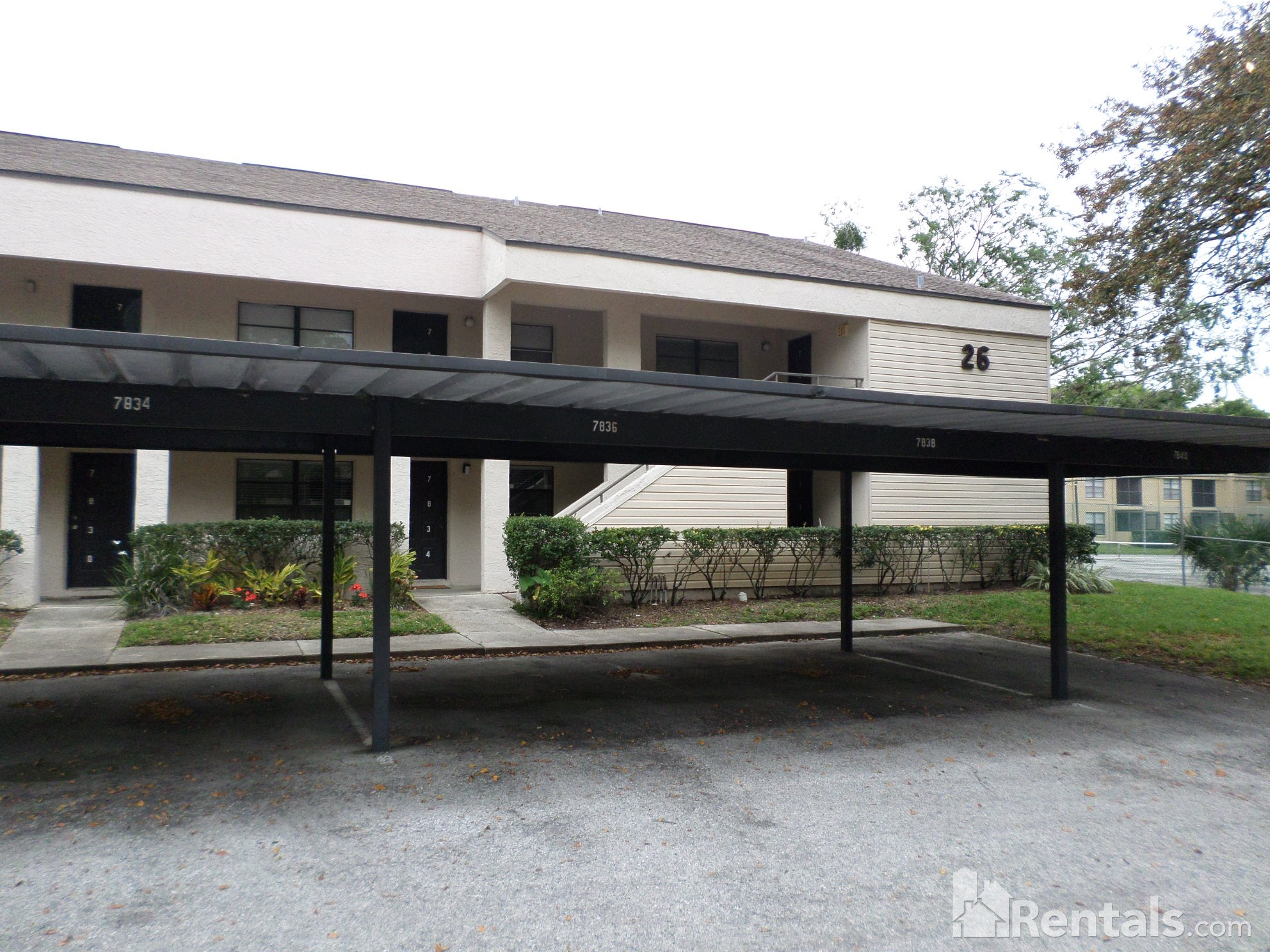 Condo for Rent in River Oaks Condominium