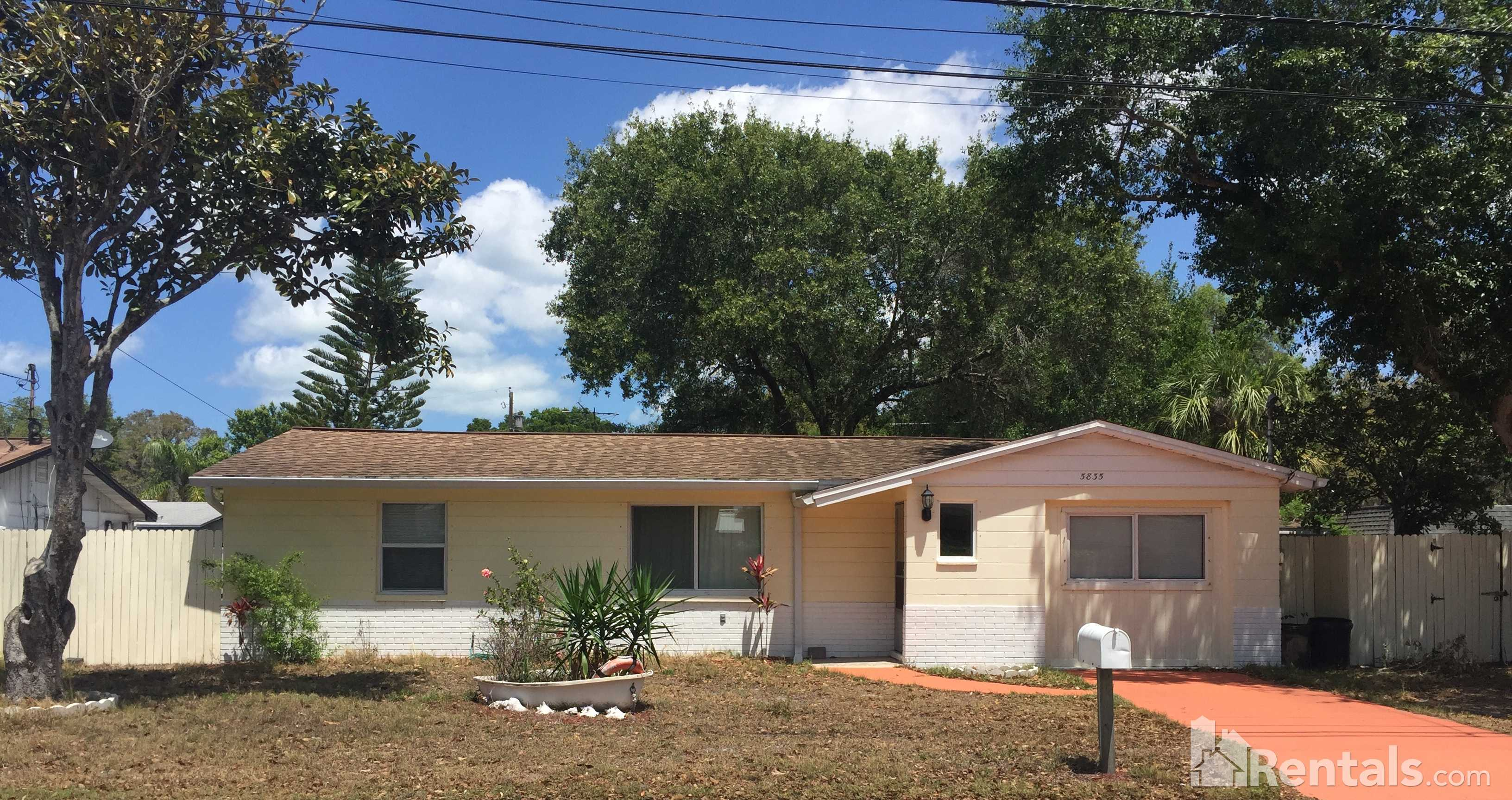 House for Rent in City New Port Richey