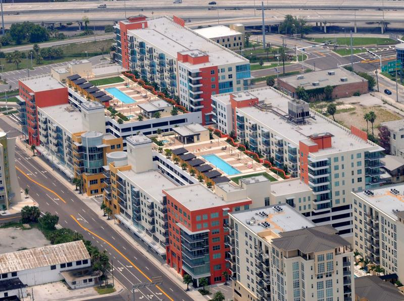Condo for Rent in Channelside