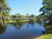 Very spacious and renovated overlooking a large lake view