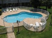SE Pensacola Heights!! Popular location~ waterfront condos~ Includes some utilities! Pool!