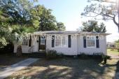 Close to NAS Pensacola~ Walk to the water! 4 Bed 2 Bath home with garage, deck & fenced yard.