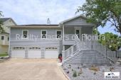 Immaculate Waterfront Home ~ Over 3,000 Sq. Ft. of living Space~Personal Beach