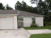 $775; 3/2/1 duplex in Palm Coast;