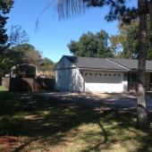 COMPLETELY RENOVATED!! LARGE PRIVATE LOT, 3/2, GA,