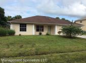 4534 SW Wabash Street, Port St Lucie, FL, 34953