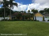 1826 SW Leafy Road, Port St Lucie, FL, 34953
