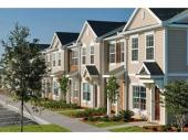 Arrowood at Bartram Park is a gated town home community nestled