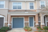 Great 2/2.5 townhome in gated community