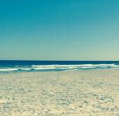 Coastal condo just steps from the beach