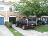 2 story townhome-1 car garage-gated community