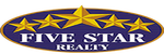 Five Star Realty.