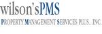 Wilsons Property Management Services Plus.