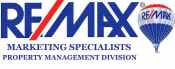 RE/MAX Marketing Specialist, Property Management
